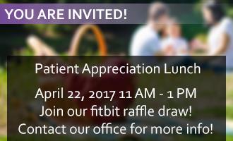 2017 April Picnic, Patients Appriciation Lunch