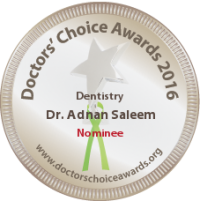 Hebron Smiles, Doctors Choice Awords Logo