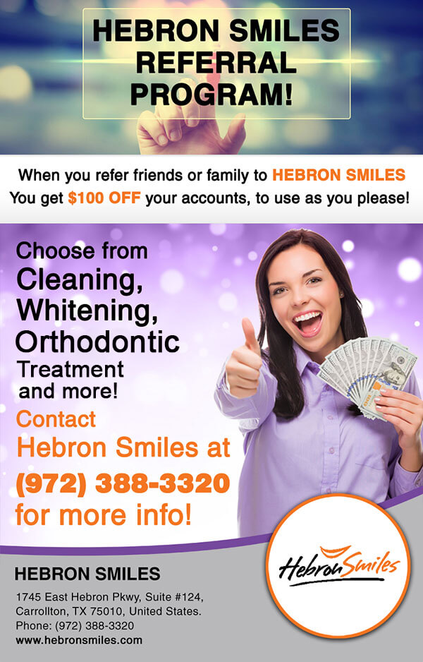 Cleaning Whitening and More, Hebron Smiles