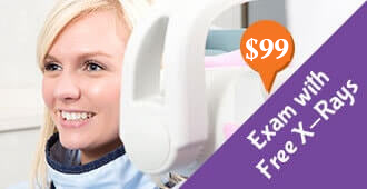 Dentist Carrollton - Exam with Free x-ray