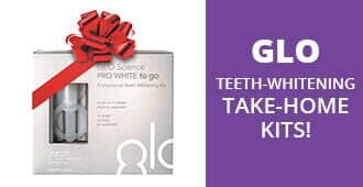 GLO is the perfect gift for the Holiday at Hebron Smiles