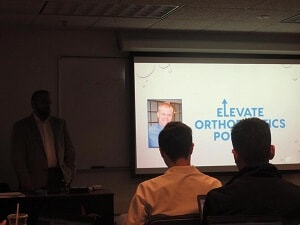 Dr. Athar's Lecture at Saint Louis University in St. Louis image 1