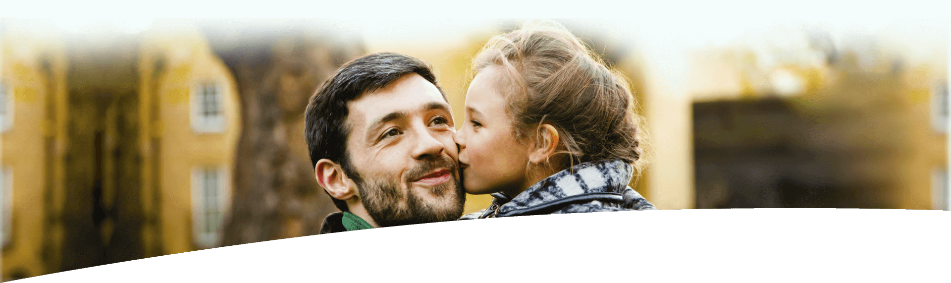 Dentist Carrollton - A Father and his Daughter