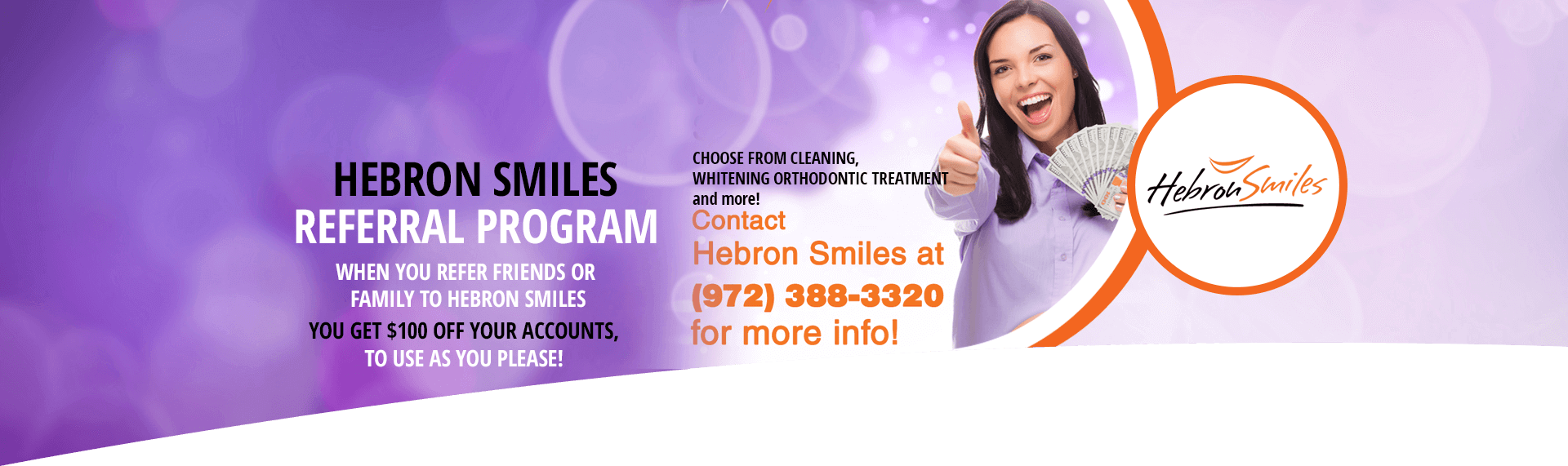 Special Offers, Hebron Smiles