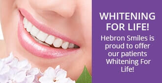 Whitening For Life at Hebron Smiles