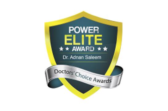 DCA Power Elite Award