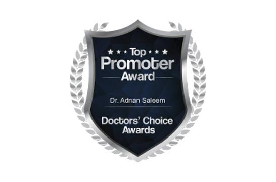 DCA Top Promotor Award