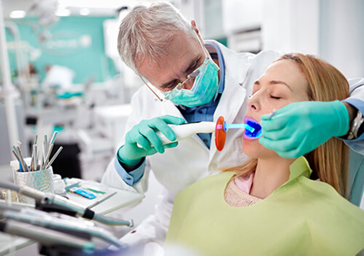 CARROLLTON, TX AREA PRACTICE OFFERS DEEP CLEANING FOR THE TEETH