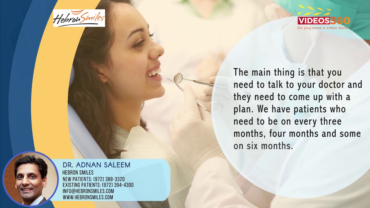 Dental Cleaning Video