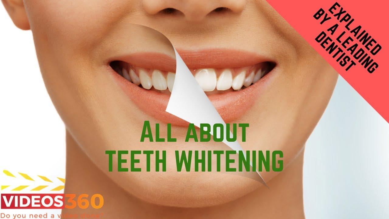 Teeth Whitening Video