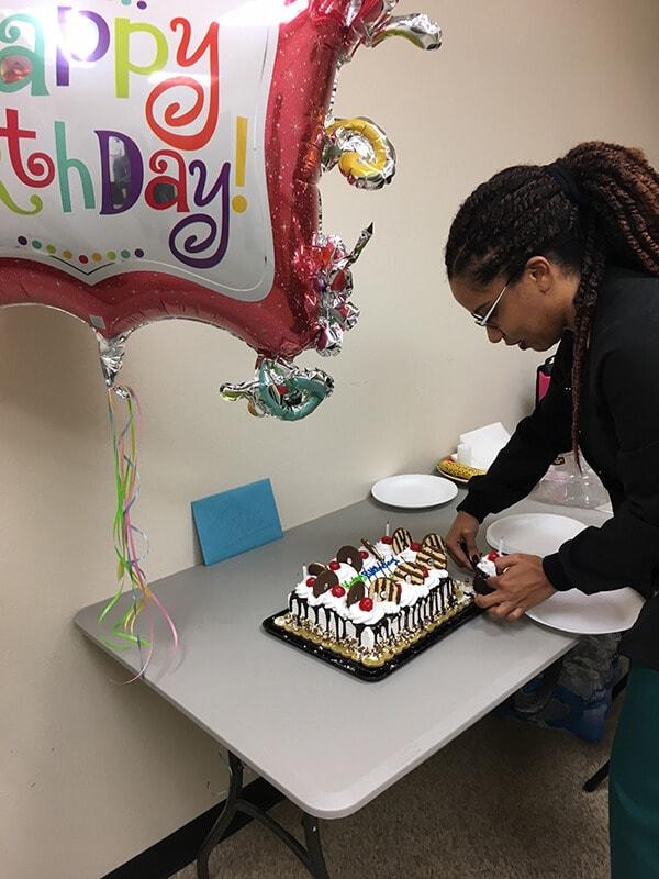 Birthday celebration 1