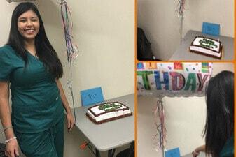 Birthday celebration 14